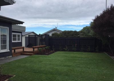 willow-landscapes-character-home-deck-wooden-stairs-stained-ready-lawn-entertainment-area-carl-gildea-christchurch