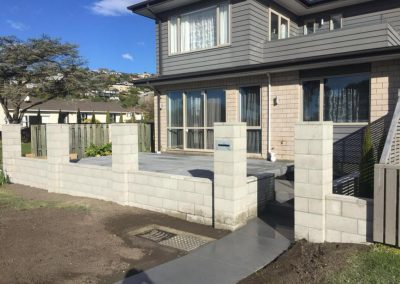 willow-landscapes-pool-side-paving-patios-concrete-retainer-walls-christchurch