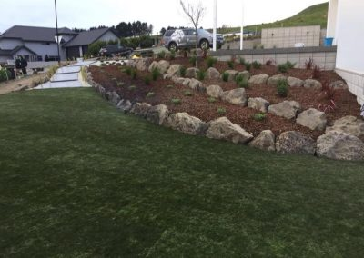 willow-landscapes-ready-lawn-laid-rock-garden-stepped-pathway-retainer-walls-carl-gildea-christchurch